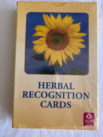 Herbal Recognition Oracle Cards
