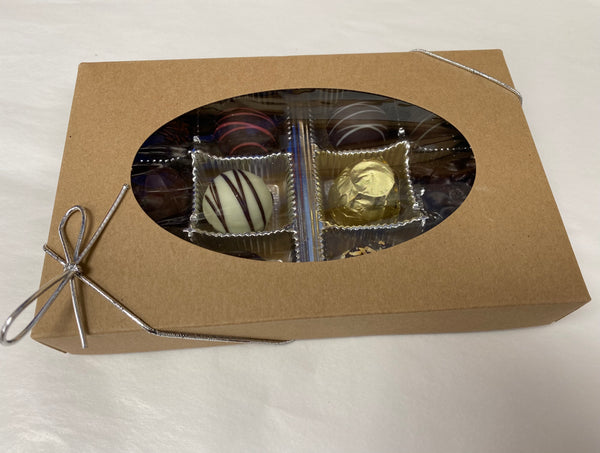 Dark Chocolates Assorted Box sm