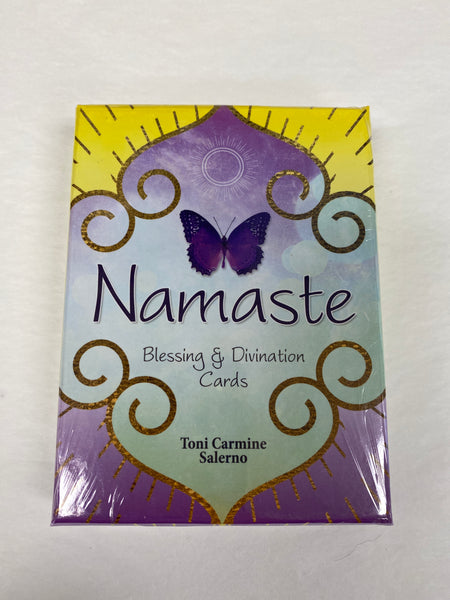 Namaste Blessing Oracle Cards