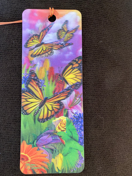 Butterflys Bookmark