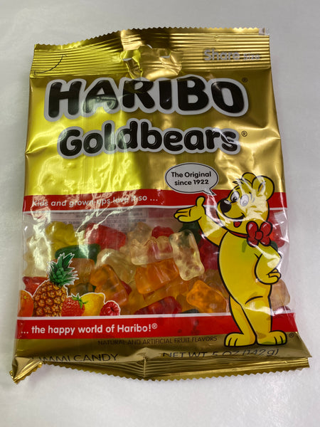 Gummi Bears Goldbears Bag