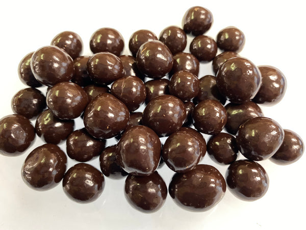 Milk Chocolate Covered Sea Salt Caramels