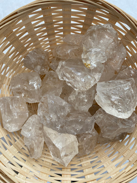Rock Quartz Raw