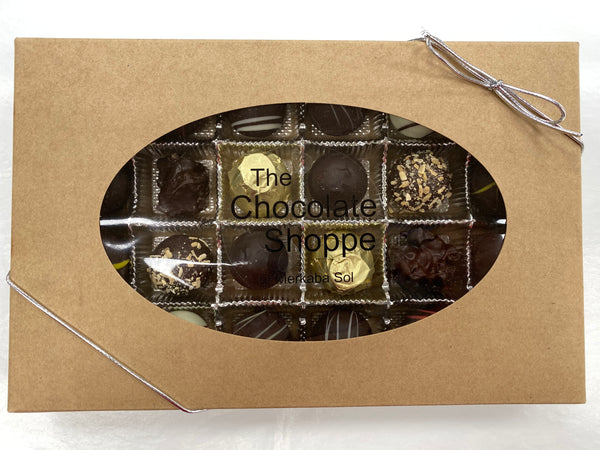 Dark Chocolates Assorted Box lg