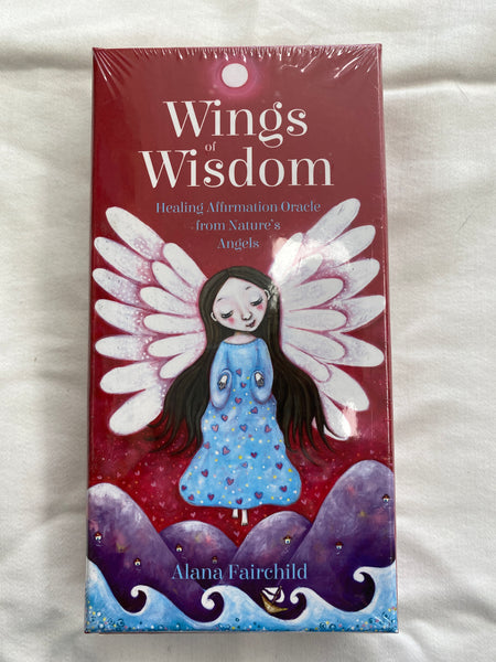 Wings of Wisdom Oracle Deck