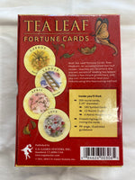 Tea Leaf Fortune Oracle Cards