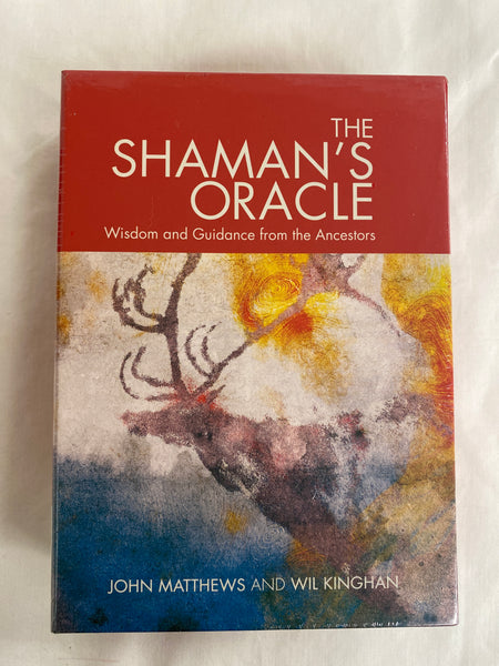 The Shaman's Oracle Cards
