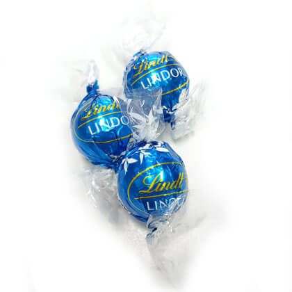 Sea Salt Milk Chocolate Lindor Truffles
