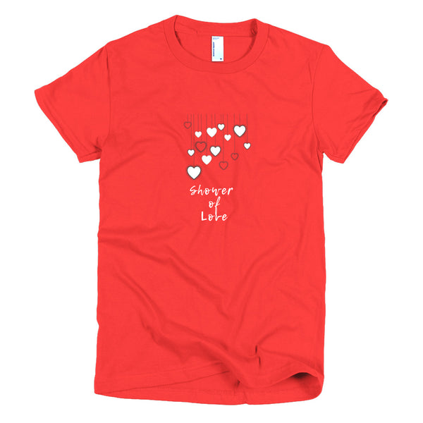 SWL Short sleeve women's t-shirt