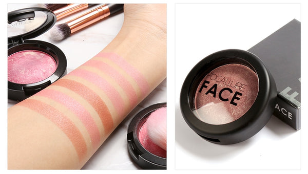 Focallure Natural Baked Face Pressed Blush