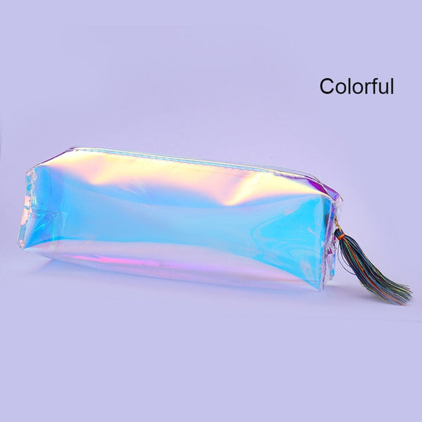 Holographic Makeup Cosmetic Bag