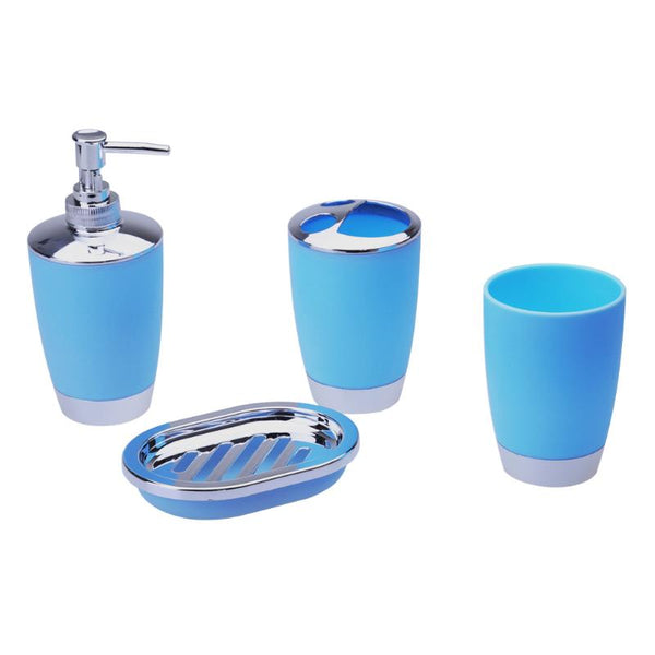 6 Pcs Bathroom Set