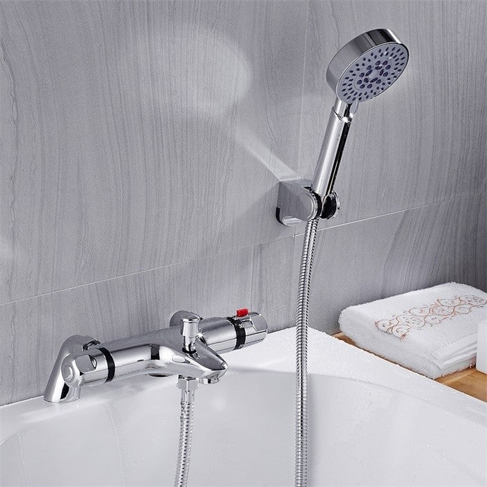 Thermostatic Bathroom Taps Bath Shower Head