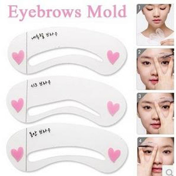 Eyebrows Makeup Tools