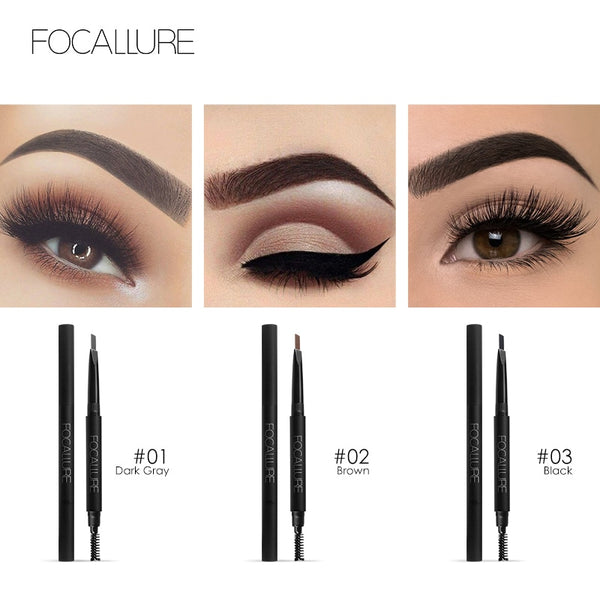 FOCALLURE New Makeup Eyebrow Pencil