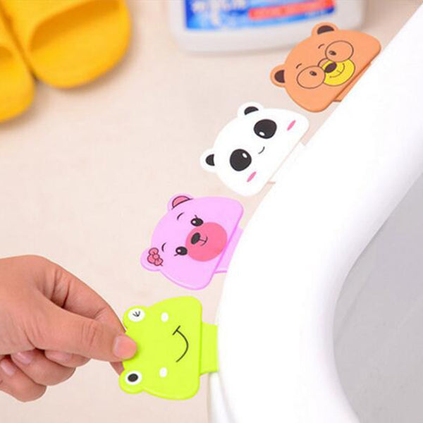 1pc Toilet Lid Potty Ring Set