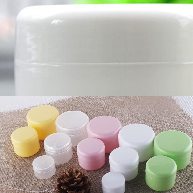 1Pcs Empty Makeup Jar Pot Travel Cosmetic Containers