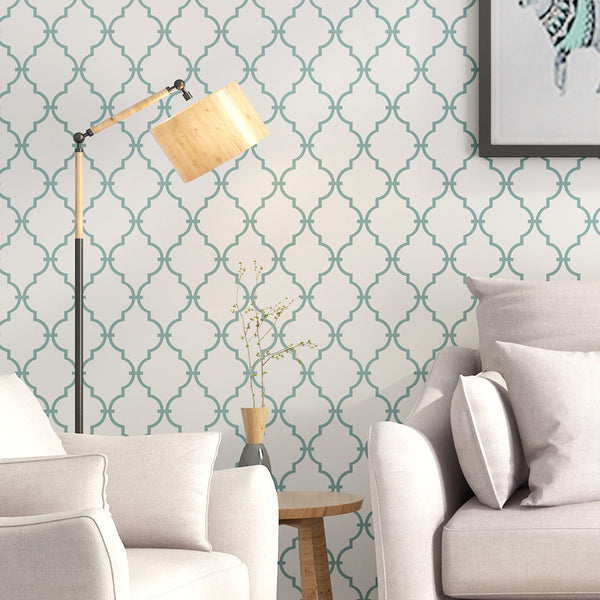 European Self-Adhesive Non-Woven Wallpaper