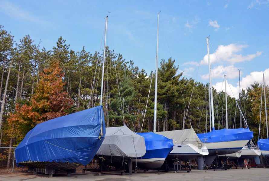 What's the Point of a Waterproof Boat Cover?