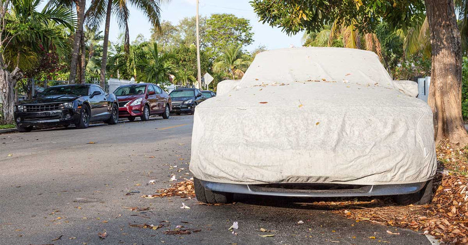 10 Ways to Protect Your Long-Term Parked Car