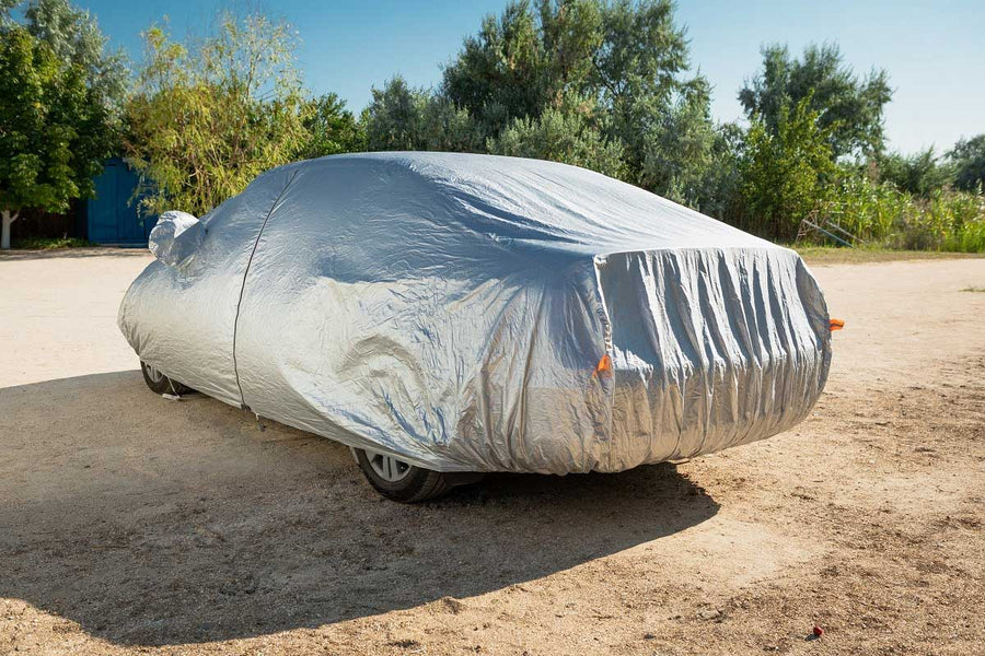 Which Car Covers Are Portable?
