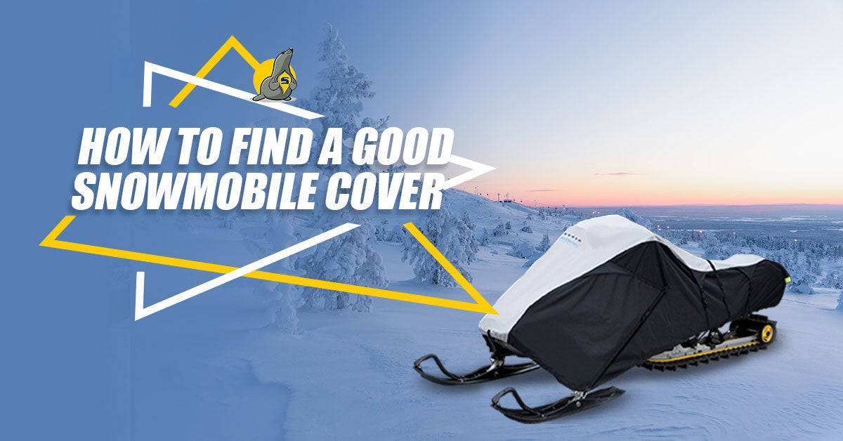 How to Find a Good Snowmobile Cover