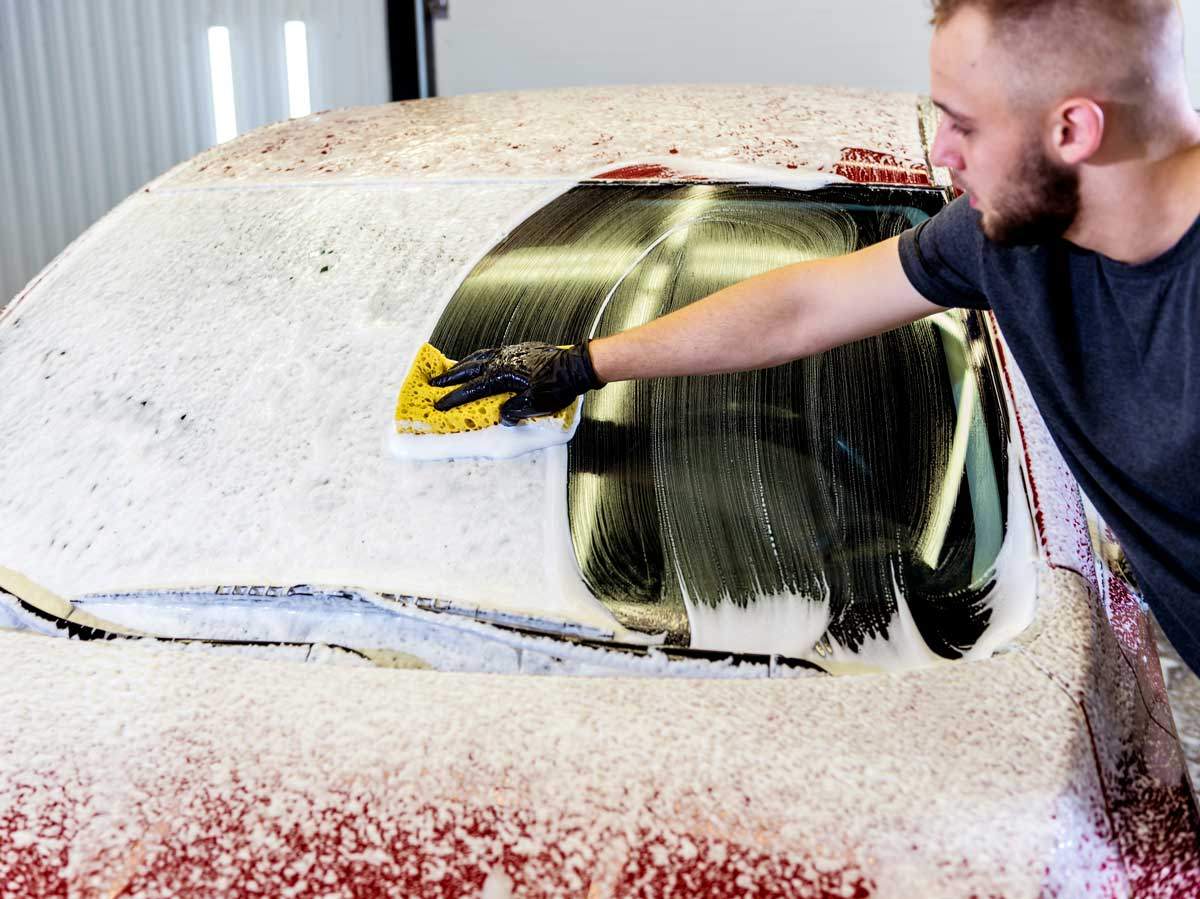 How to Get Rid of Tree Sap on Your Car