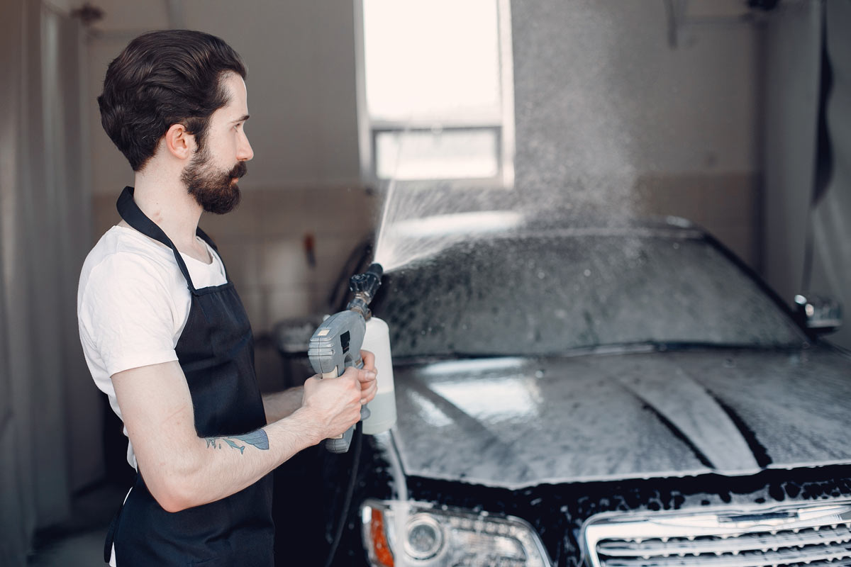How to Keep Pollen Off Your Car: A Step-by-Step Guide