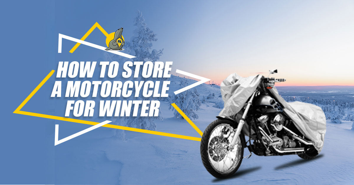 How to Store a Motorcycle for Winter
