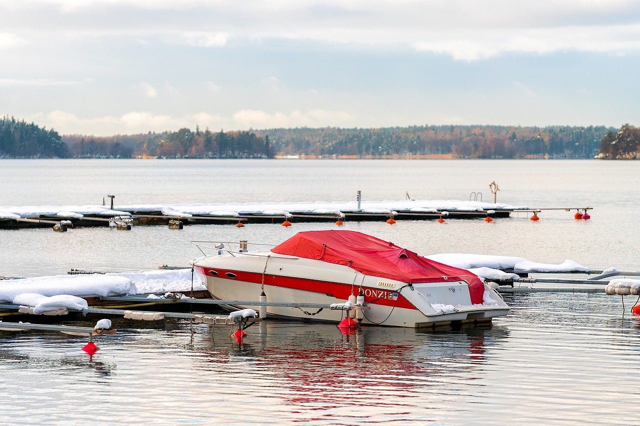 How to Store a Boat for the Winter