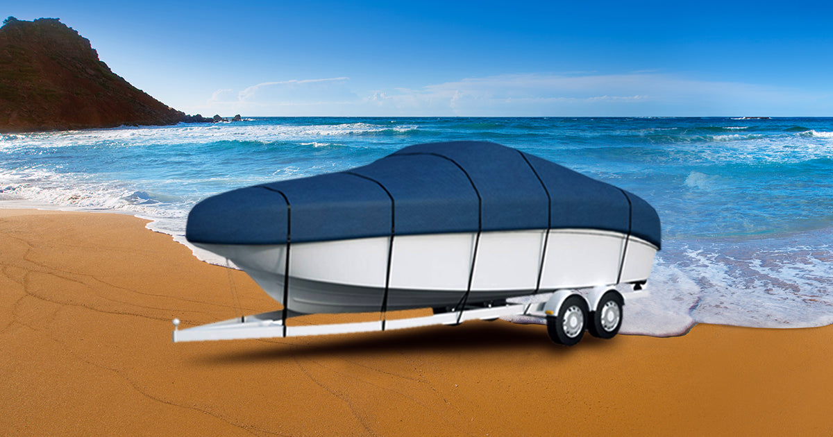 Types of Boat Covers