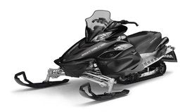 Snowmobile up to 115