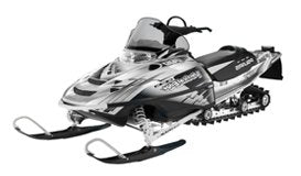 Snowmobile up to 145