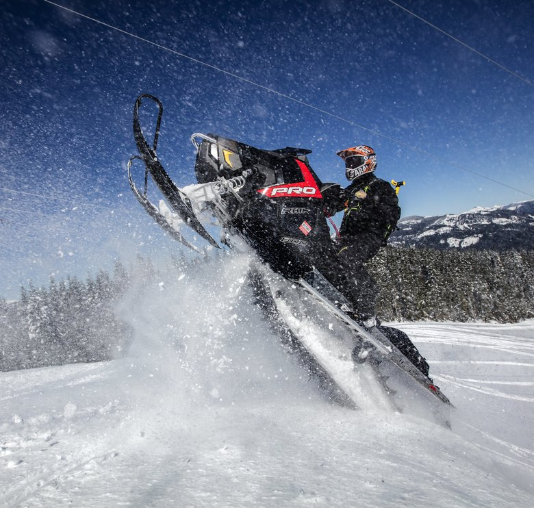 Take Care Of Your Snowmobile