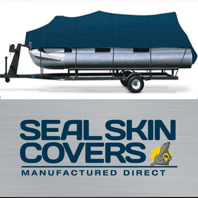 Seal Skin Pontoon Cover