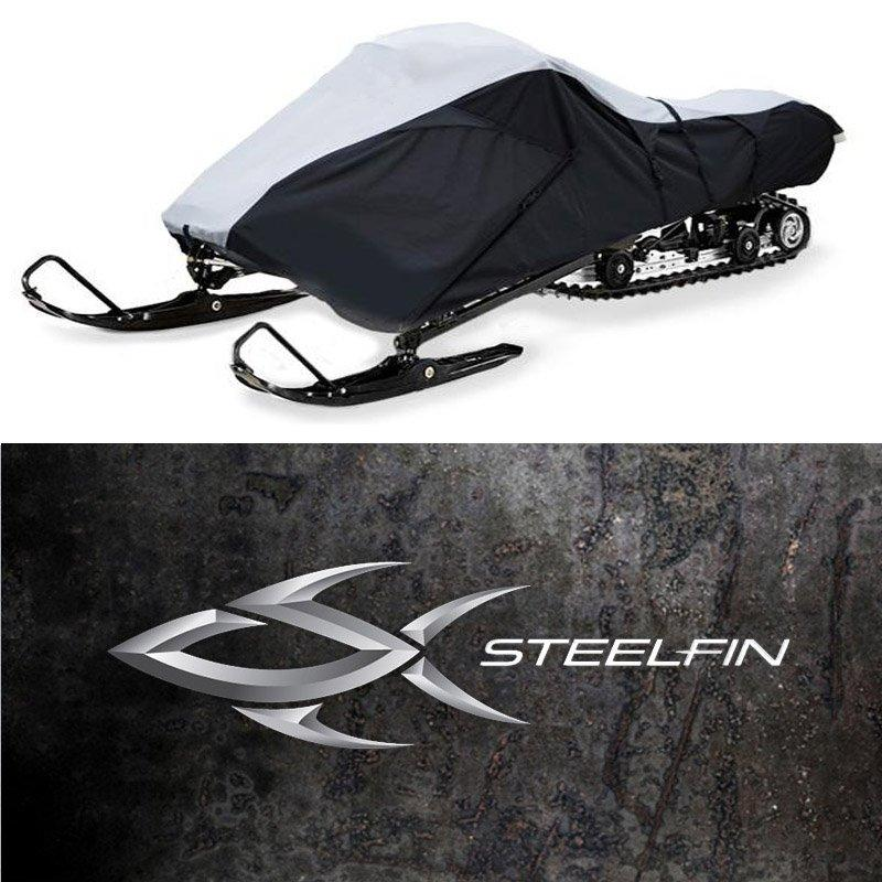 Seal Skin   Snowmobile Cover