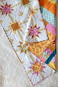 Meteor Shower Quilt Pattern