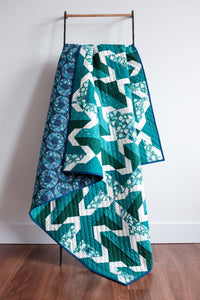 Seagrass Quilt Pattern