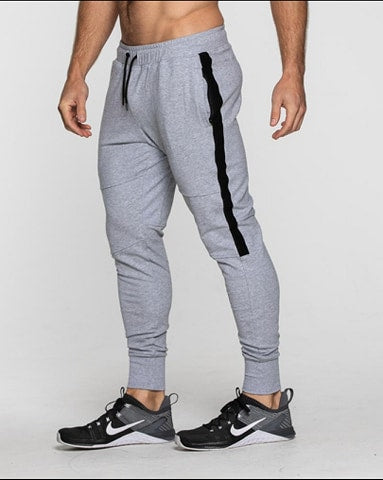PRIME TRACKPANT- GREY MARL (5339509883042)