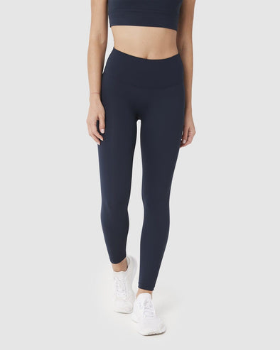 LUXE 7/8 LEGGING- DEEP NAVY (6149673222306)