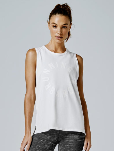EASY RIDER MUSCLE TANK- IVORY (6121232957602)