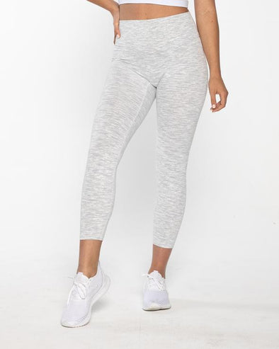 LUXE 7/8 LEGGING- WHITE (5698190737570)
