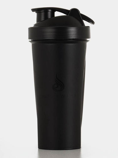 RYDERWEAR PROTEIN SHAKER BOTTLE- BLACK (4418571796580)