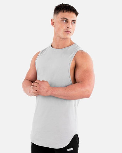 CUT-OFF TANK - CLOUD GREY (5720639045794)