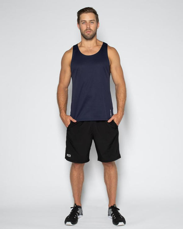 ASPIRE TRAINING SINGLET- NAVY (4462482260068)