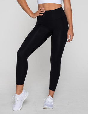 LUXE 7/8 LEGGING- BLACK (4594589433956)