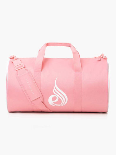 RAW ESSENTIALS DUFFLE BAG- PINK (4421168037988)