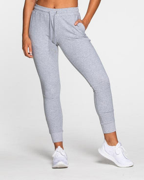 PRIME TRACKPANT- GREY MARL (5306711179426)