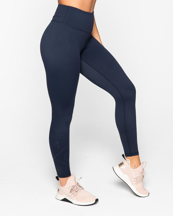 Copy of INSPIRE FULL LEGGINGS- BLACK (5462749872290)