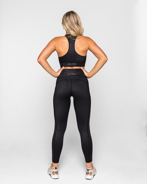 ELEVATE FULL LEGGINGS-LEOPARD BLACK (5462849323170)